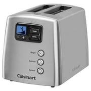 Cuisinart® Leverless 2 Slice Toaster, Silver