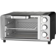 Cuisinart Compact Toaster Oven Broiler, Silver