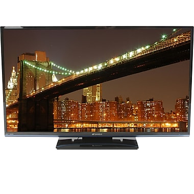 Sansui Accu 1366 x 768 39-inch Full HD LED LCD 3D TV, Black