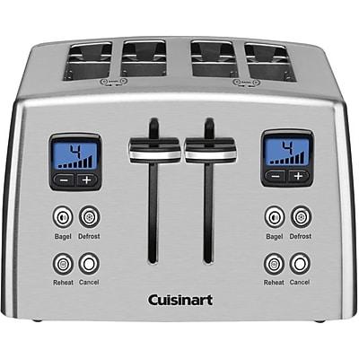 Conair Cuisinart 4 Slice Countdown Toaster