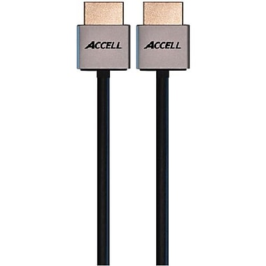 Accell® ProUltra® 3.3' Thin High Speed HDMI Round Cable With Ethernet