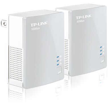 TP-LINK AV500 Nano Powerline Adapter Starter Kit (TL-PA4010)