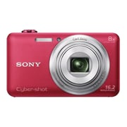 Sony - Dsc Cyber-Shot 16.2 Mp Dscwx80/R