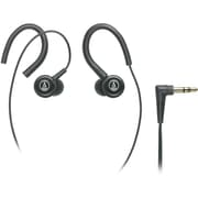 Audio-Technica® Core Bass ATH-COR150 In-Ear Headphones, Black