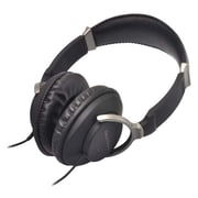 Gear Head Universal HS2750S Stereo Over-Ear Headphone, Black
