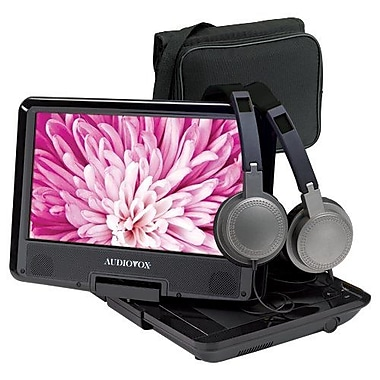 Audiovox DS9343TPK 9in. Portable DVD Player