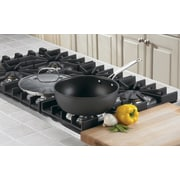 Cuisinart Chef's Classic  3 qt. Hard Anodized Chef's Pan With Cover, Black