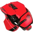 Mad Catz® M.O.U.S. 9 Wireless Mouse, Red
