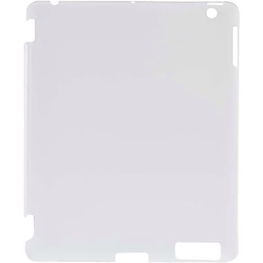Gear Head™ Duraflex Back Cover For iPad 2/3/4, White