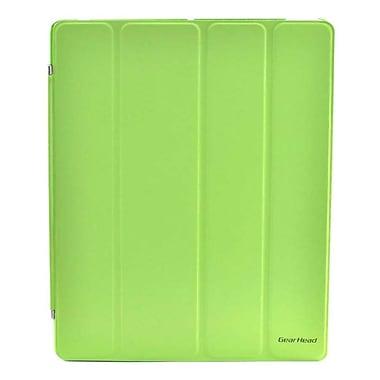 Gear Head™ Smart Portfolio Stand For iPad 2/3/4, Green