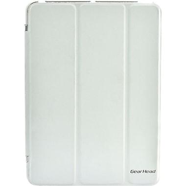 Gear Head FS3100GRY Microfiber Port Folio Case for Apple iPad Mini, Gray