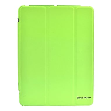 Gear Head FS3100GRN Microfiber Port Folio Case for Apple iPad Mini, Green
