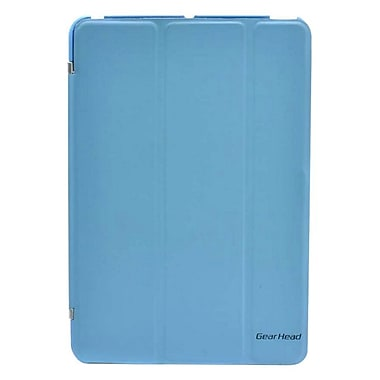 Gear Head™ Smart Portfolio Stand For iPad mini, Blue
