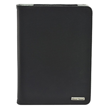 Gear Head FS3200 Microfiber Port Folio Case for Apple iPad Mini
