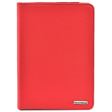 Gear Head™ Slim Portfolio Stand For iPad mini, Red