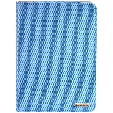 Gear Head FS3200BLU Microfiber Port Folio Case for Apple iPad Mini, Blue
