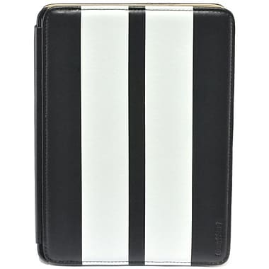 Gear Head™ Leather Style Executive Portfolio For iPad mini, Black