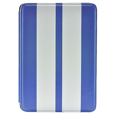 Gear Head™ Leather Style Executive Portfolio For iPad mini, Blue