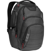 "OGIO® Renegade RSS 111071.317 Backpack For 17"" Laptop, Black Pindot"