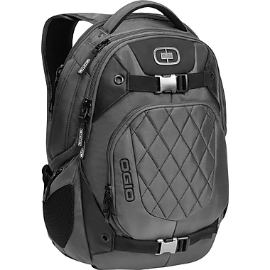 OGIO® Squadron 111073.03 Backpack For 15in. Laptop, Metallic