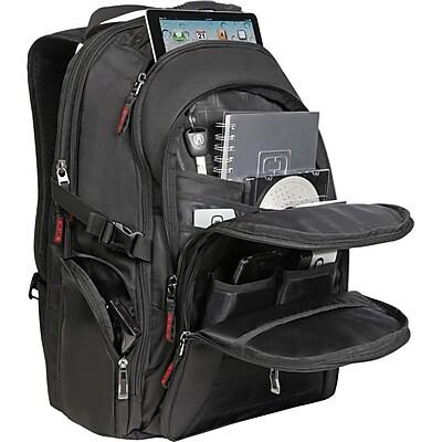 """""OGIO Urban 111075.03 Backpack For 17"""""""" Laptop, Black"""""" IM1QZ5698"