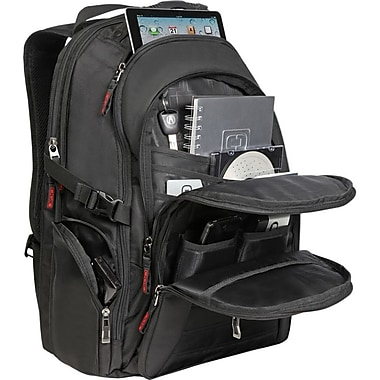 OGIO® Urban 111075.03 Backpack For 17in. Laptop, Black
