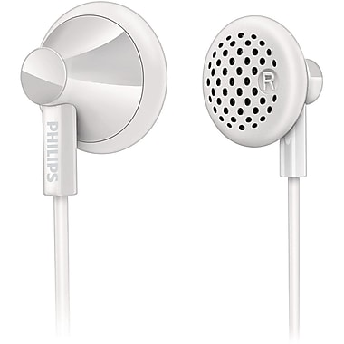 Philips SHE2100/28 In Ear Headphones, White