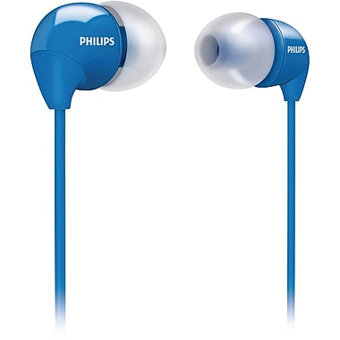 Philips SHE3590/10 In Ear Headphones With Dynamic Bass, Blue