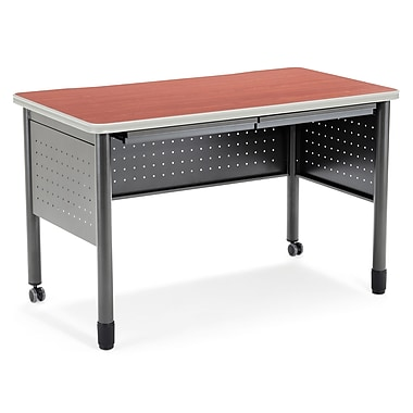 OFM Mesa Series 66120-CHY Training Table/Desk, Cherry