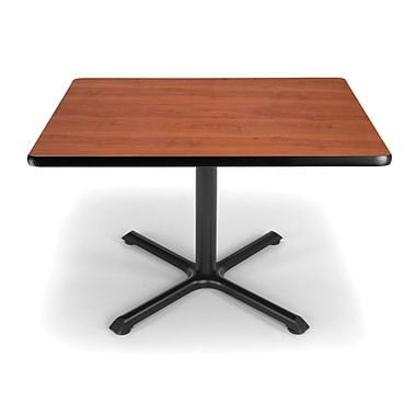 OFM X-Series 36in. Multi-Purpose Table, Cherry