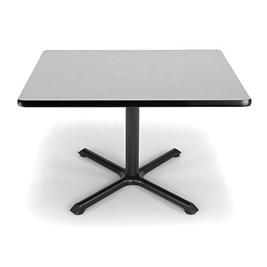 OFM X-Series 36in. Multi-Purpose Table, Gray Nebula