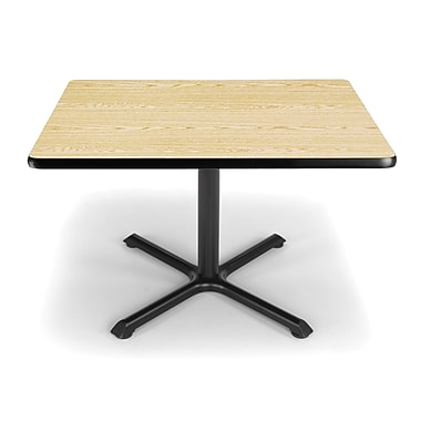 OFM X-Series 36in. Multi-Purpose Table, Oak