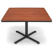 OFM X-Series 42 Multi-Purpose Table, Cherry