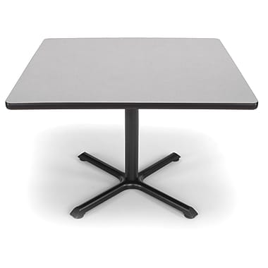 OFM X-Series 42in. Multi-Purpose Table, Gray Nebula
