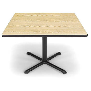OFM X-Series 42in. Multi-Purpose Table, Oak