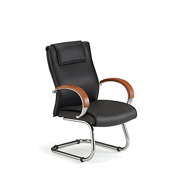 OFM Apex Series Wood Executive Guest Chairs