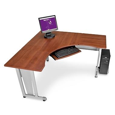 OFM 55196 Melamine L-shaped Workstations