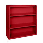 Sandusky® Elite 42in.H x 46in.W x 18in.D Steel Fully Adjustable Bookcases