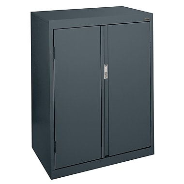 Sandusky® System Series 42in.H x 30in.W x 18in.D Steel Counter Height Storages