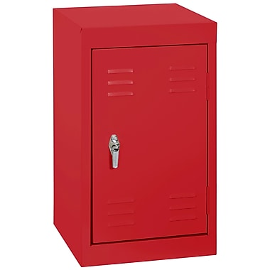 Sandusky® 24in.H x 15in.W x 15in.D Steel Single Tier Mini Lockers