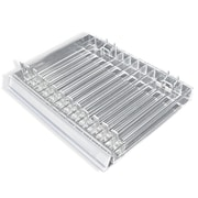 13 Compartment Lipstick Tray With Spring Load, 1 1/4(H) x 12(W) x 9(D)