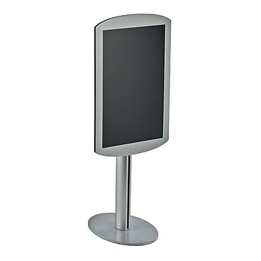 8 1/2in.(H) x 5 1/2in.(W) Vertical/Horizontal Counter Sign Holder