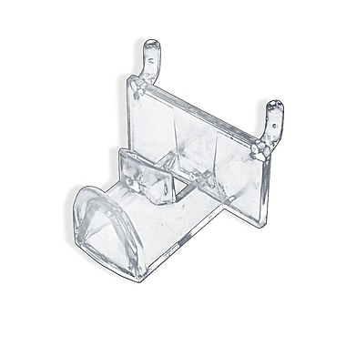 Eyeglass Holder For Pegboard/Slatwall, Clear