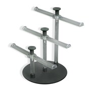 Azar Displays 3 Pole Necklace/Bracelet Counter Display