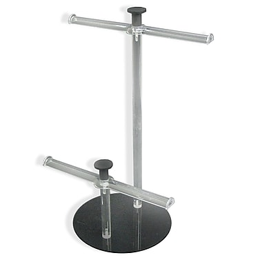 Azar® 2 Pole Necklace/Bracelet Counter Display
