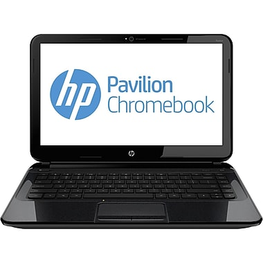 HP® Pavilion Chromebook D1A54UA 14in. LED Notebook, 1.1 GHz