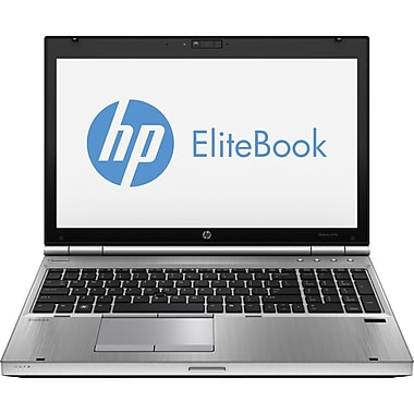 HP® E1Y31UT#ABA EliteBook Intel Core i5-3230M 2.60 GHz 4GB 15.6in. LED Notebook