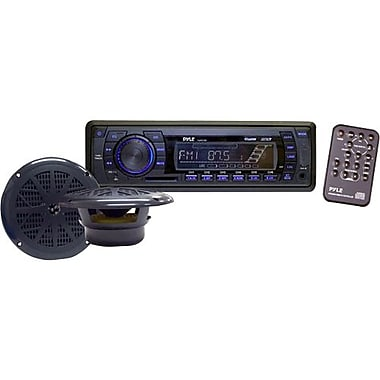 Pyleaudio PLMRKT13BK AM/FM PLL Tuning Radio Kit 5 - 16 kHz