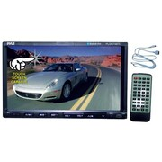 Pyle PLDN74BTI Touchscreen Multimedia Head Unit, with 7 TFT Monitor