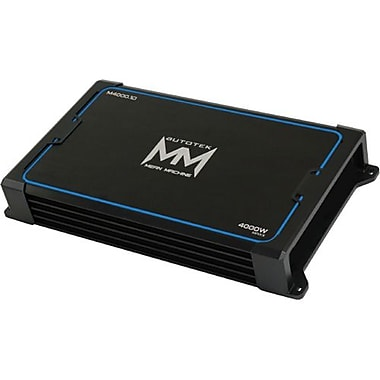 AUTOTEK M2500.1D Mean Machine Amplifier